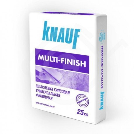 "Шпаклівка ""Knauf"" Multi-Finish  25кг"